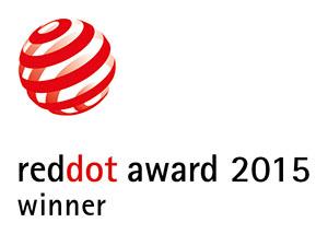 reddot award 2015 winner